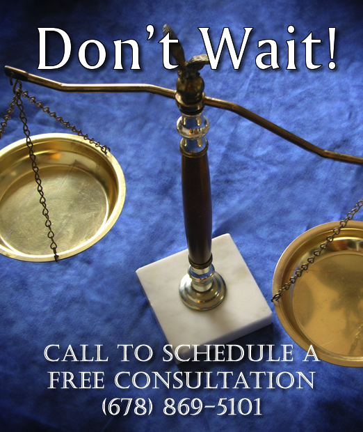 don't wait if you get a dui gwinnett attorney